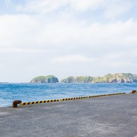 新島港(黒根港)