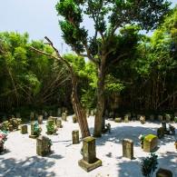 流人墓地・長栄寺